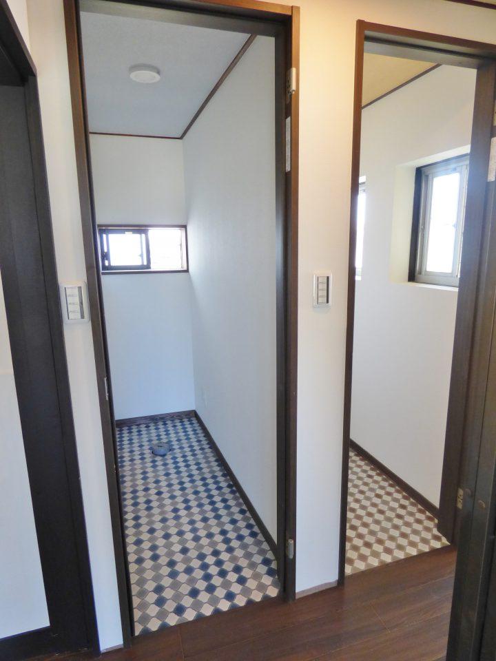 トイレ内装変更 志摩市